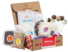 CAKE POPS BAKING KIT