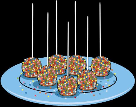 CAKE POPS BAKING KIT