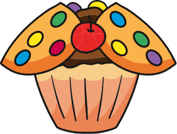 BUG CUPCAKE BAKING KIT