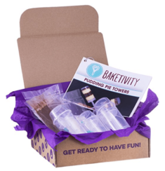 Baketivity baking kit