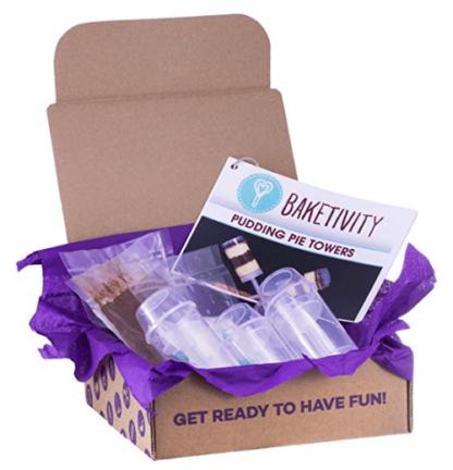 Baketivity baking kit