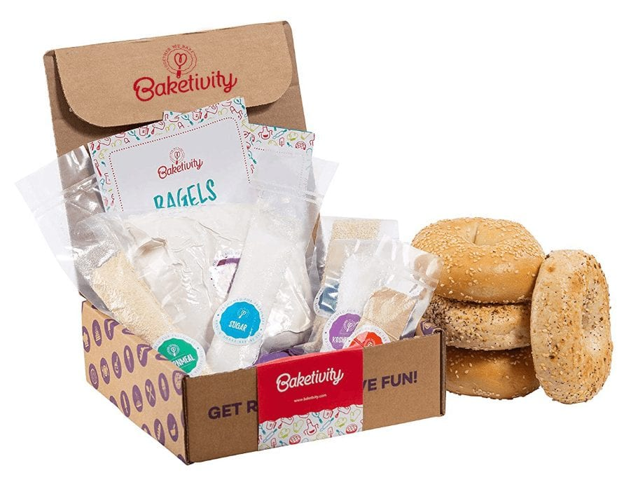 BAGELS BAKING KIT