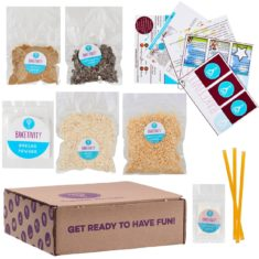 GLUTEN FREE GRANOLA BARS BAKING KIT