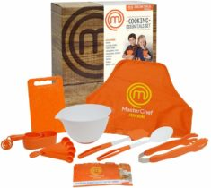MasterChef Junior Cooking Essentials Set With Apron