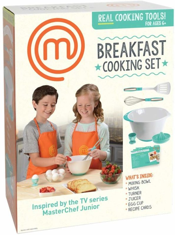 MasterChef Junior Breakfast Cooking Set