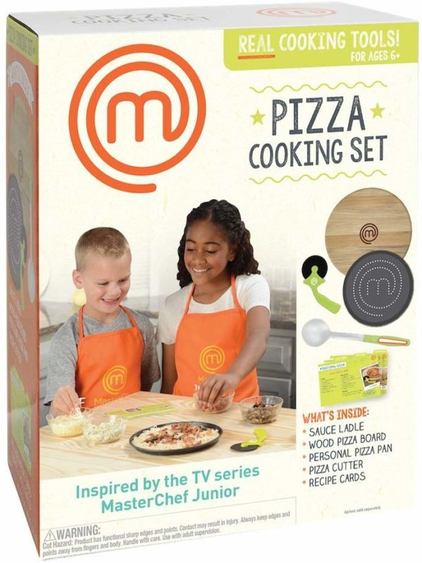 MasterChef Junior Pizza Cooking Set
