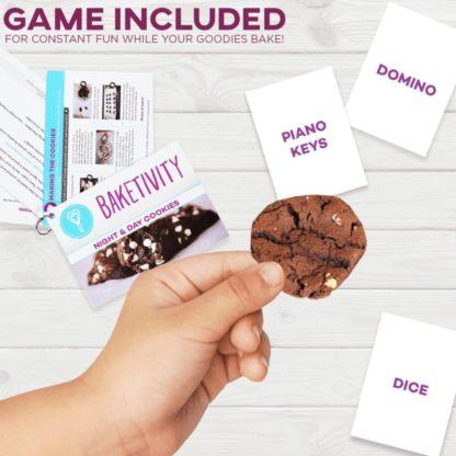 CHOCOLATE CHUNK COOKIES BAKING KIT
