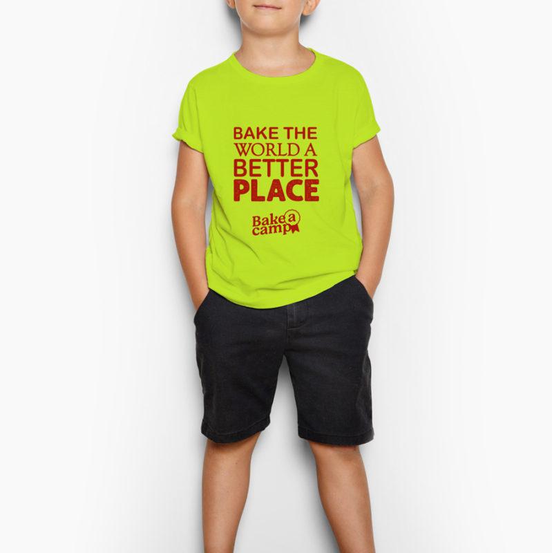 Bake-A-Camp t-shirt
