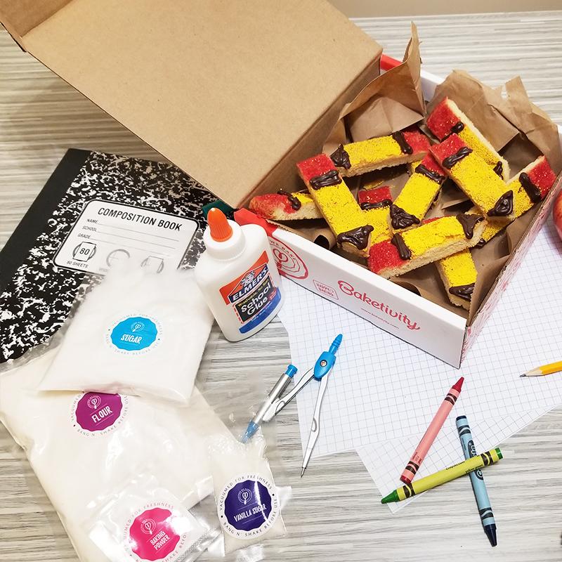 Bake To School Kit