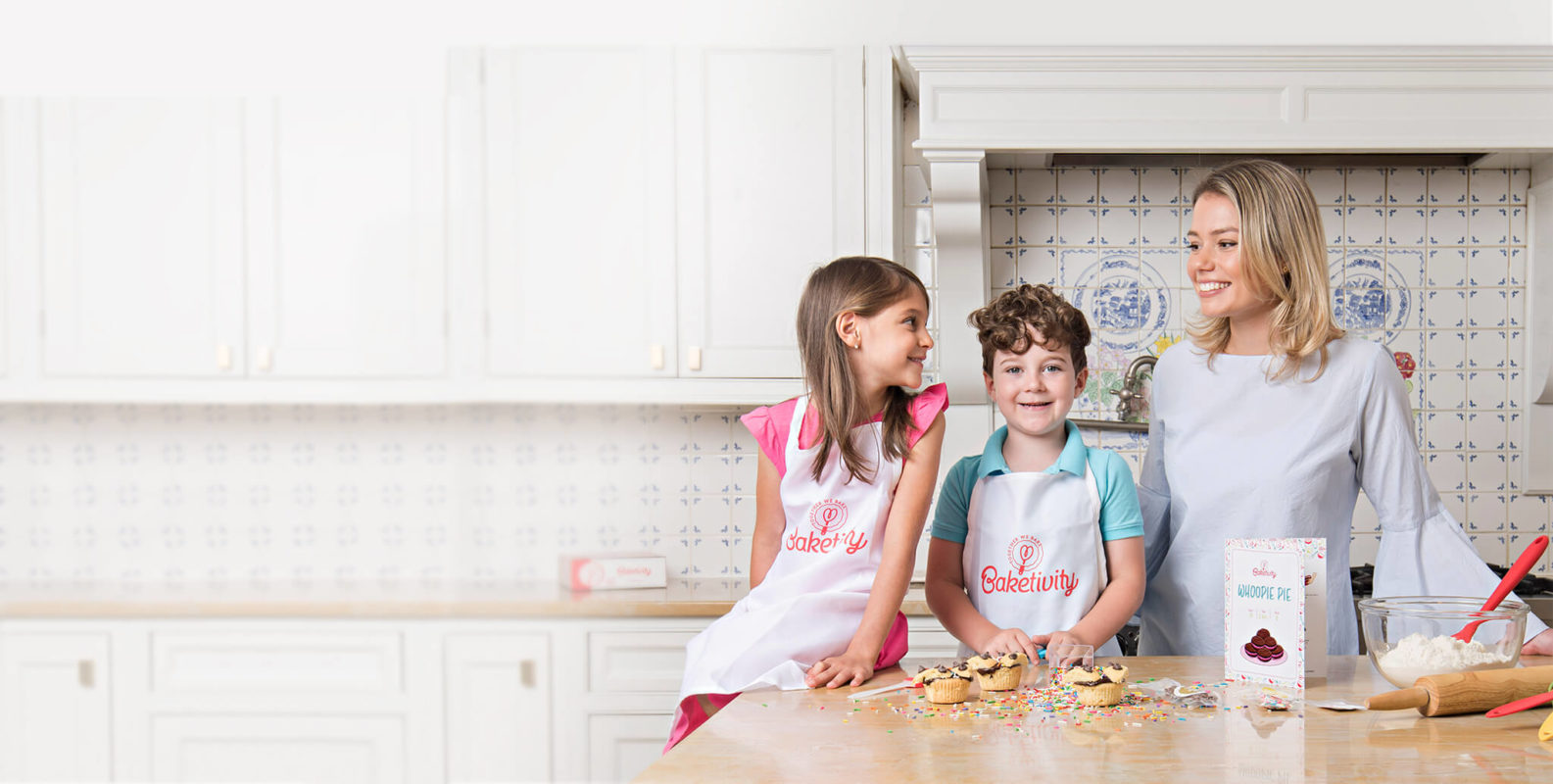 FREE Baketivity kids baking to...