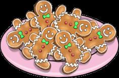 Gingerbread Cookie Kit