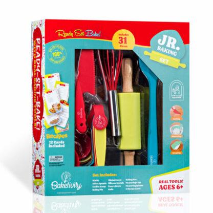 Kids 31 Piece Jr. Real Baking Set