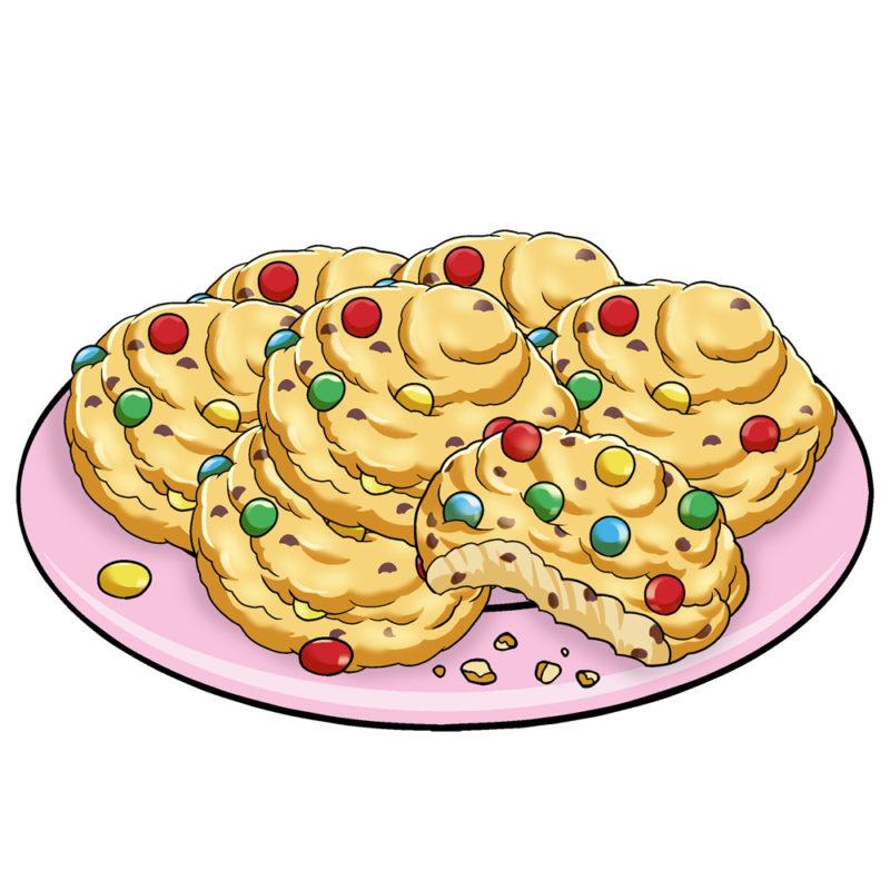 Jumbo YUM&M Cookies Kit