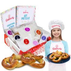 Hot Soft Pretzels Kit