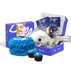Duff Goldman Fuzzy Monster Cake and Cupcakes Kit