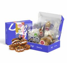 Duff Goldman S'mores Sandwich Cookies Kit