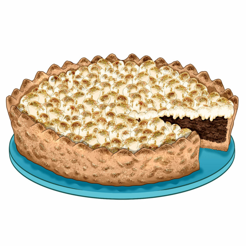S'mores Pie Kit